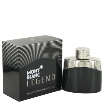 Image of   MontBlanc Legend by Mont Blanc - Eau De Toilette Spray 50 ml - til mænd