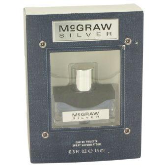Image of   McGraw Silver by Tim McGraw - Eau De Toilette Spray .15 ml - til mænd