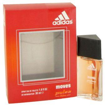 Image of   Adidas Moves Pulse by Adidas - Eau De Toilette Spray 30 ml - til mænd