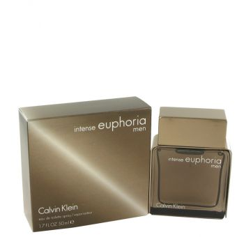 Image of   Euphoria Intense by Calvin Klein - Eau De Toilette Spray 50 ml - til mænd
