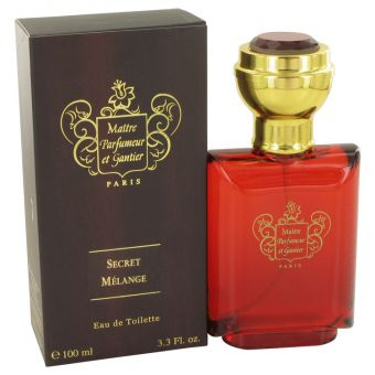 Image of   Secret Melange by Maitre Parfumeur et Gantier - Eau De Toilette Spray 100 ml - til mænd