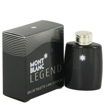 Image of   MontBlanc Legend by Mont Blanc - Mini EDT .4 ml - til mænd