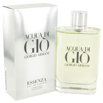 Image of   Acqua Di Gio Essenza by Giorgio Armani - Eau De Parfum Spray 177 ml - til mænd