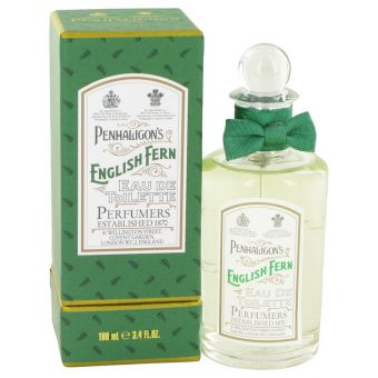 Image of   English Fern by Penhaligon's - Eau De Toilette Spray (Unisex) 100 ml - til mænd