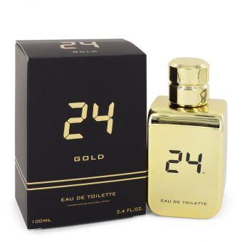 Image of   24 Gold The Fragrance by ScentStory - Eau De Toilette Spray 100 ml - til mænd