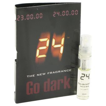 Image of   24 Go Dark The Fragrance by ScentStory - Vial (sample) .1 ml - til mænd