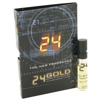 Image of   24 Gold The Fragrance by ScentStory - Vial (sample) .2 ml - til mænd