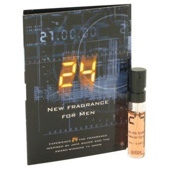 Image of   24 The Fragrance by ScentStory - Vial (sample) .1 ml - til mænd