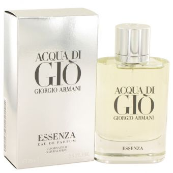 Image of   Acqua Di Gio Essenza by Giorgio Armani - Eau De Parfum Spray 75 ml - til mænd