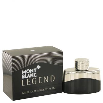 Image of   MontBlanc Legend by Mont Blanc - Eau De Toilette Spray 30 ml - til mænd