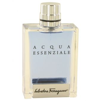 Image of   Acqua Essenziale by Salvatore Ferragamo - Eau De Toilette Spray (Tester) 100 ml - til mænd