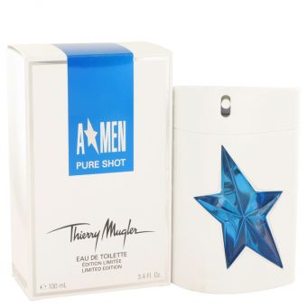 Image of   Angel Pure Shot by Thierry Mugler - Eau De Toilette Spray 100 ml - til mænd