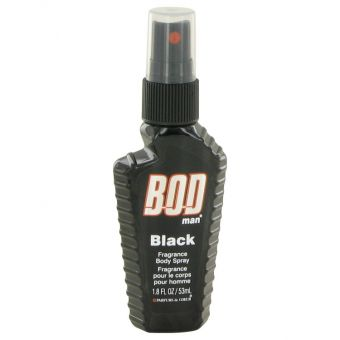 Image of   Bod Man Black by Parfums De Coeur - Body Spray 53 ml - til mænd