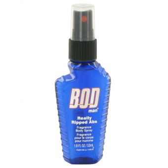 Image of   Bod Man Really Ripped Abs by Parfums De Coeur - Fragrance Body Spray 53 ml - til mænd