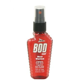 Image of   Bod Man Most Wanted by Parfums De Coeur - Fragarnce Body Spray 53 ml - til mænd