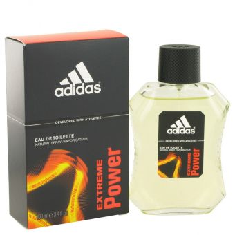 Image of   Adidas Extreme Power by Adidas - Eau De Toilette Spray 100 ml - til mænd