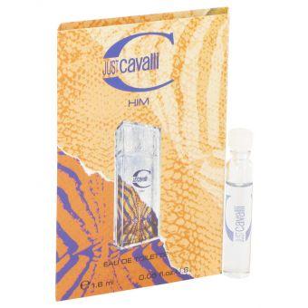 Image of   Just Cavalli by Roberto Cavalli - Vial (sample) .1 ml - til mænd