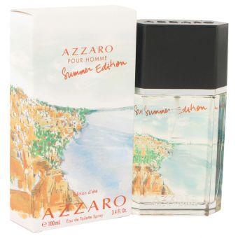 Image of   Azzaro Summer by Azzaro - Eau De Toilette Spray 100 ml - til mænd
