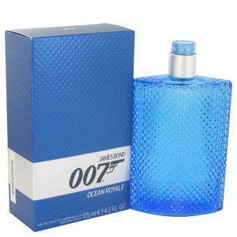 Image of   007 Ocean Royale by James Bond - Eau De Toilette Spray 125 ml - til mænd