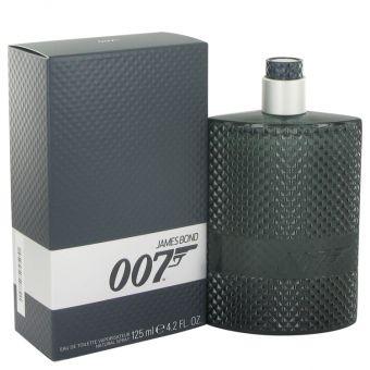 Image of   007 by James Bond - Eau De Toilette Spray 125 ml - til mænd