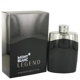 Image of   MontBlanc Legend by Mont Blanc - Eau De Toilette Spray 151 ml - til mænd