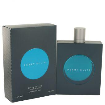 Image of   Perry Ellis Pour Homme by Perry Ellis - Eau De Toilette Spray 100 ml - til mænd