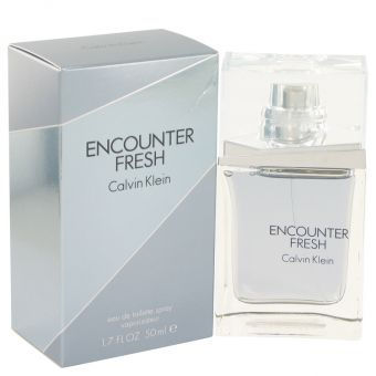 Image of   Encounter Fresh by Calvin Klein - Eau De Toilette Spray 50 ml - til mænd