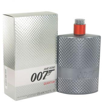 Image of   007 Quantum by James Bond - Eau De Toilette Spray 125 ml - til mænd