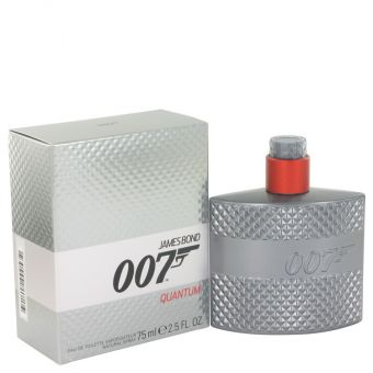 Image of   007 Quantum by James Bond - Eau De Toilette Spray 75 ml - til mænd