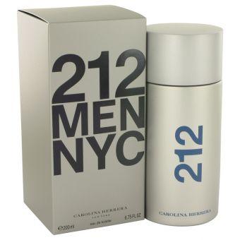 Image of   212 by Carolina Herrera - Eau De Toilette Spray 200 ml - til mænd