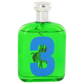 Image of   Big Pony Green by Ralph Lauren - Eau De Toilette Spray (Tester) 125 ml - til mænd
