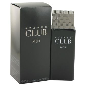 Image of   Azzaro Club by Azzaro - Eau De Toilette Spray 75 ml - til mænd