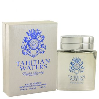 Tahitian Waters by English Laundry - Eau De Parfum Spray 100 ml - til mænd