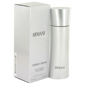 Image of   Armani Code Ice by Giorgio Armani - Eau De Toilette Spray 75 ml - til mænd