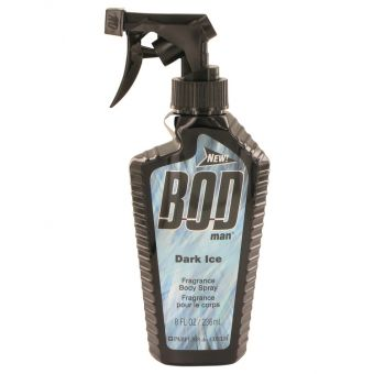 Image of   Bod Man Dark Ice by Parfums De Coeur - Body Spray 240 ml - til mænd