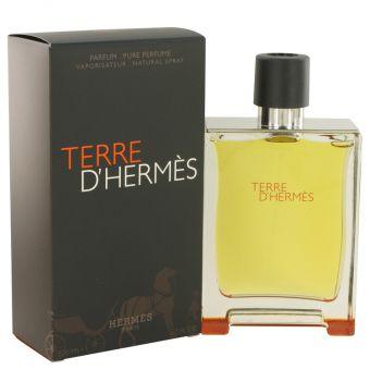 Terre D´Hermes by Hermes - Pure Perfume Spray 200 ml - til mænd