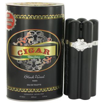 Cigar Black Wood by Remy Latour - Eau De Toilette Spray 100 ml - til mænd
