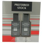 PREFERRED STOCK by Coty - Gift Set  Two  Cologne Sprays - til mænd