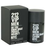 212 Vip by Carolina Herrera - After Shave 100 ml - til mænd