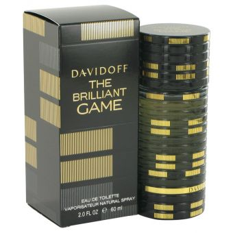 Image of   The Brilliant Game by Davidoff - Eau De Toilette Spray 60 ml - til mænd