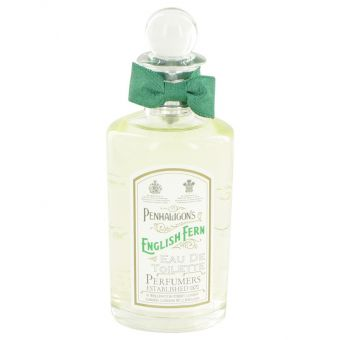 Image of   English Fern by Penhaligon's - Eau De Toilette Spray (Unisex Tester) 100 ml - til mænd