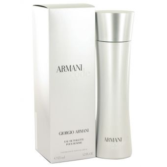 Image of   Armani Code Ice by Giorgio Armani - Eau De Toilette Spray 125 ml - til mænd