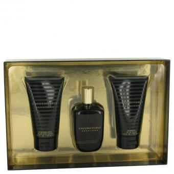 Image of   UNFORGIVABLE by Sean John EDT SPRAY 4.2 OZ & AFTERSHAVE GEL 3.4 OZ & SHOWER GEL 3.4 OZ