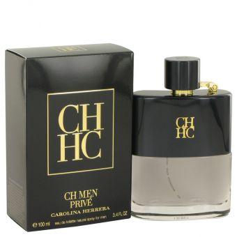 Image of   CH Prive by Carolina Herrera - Eau De Toilette Spray 100 ml - til mænd