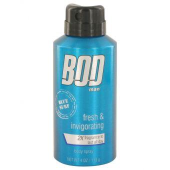 Image of   Bod Man Blue Surf by Parfums De Coeur - Body spray 120 ml - til mænd