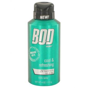 Image of   Bod Man Fresh Guy by Parfums De Coeur - Body Spray 120 ml - til mænd