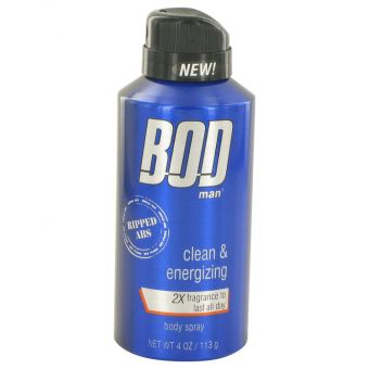Image of   Bod Man Really Ripped Abs by Parfums De Coeur - Fragrance Body Spray 120 ml - til mænd