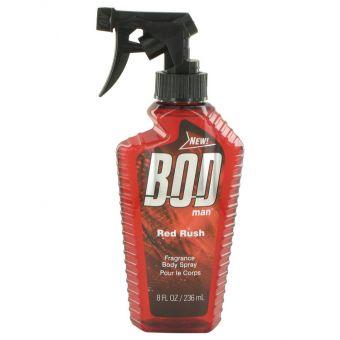 Image of   Bod Man Red Rush by Parfums De Coeur - Body Spray 240 ml - til mænd