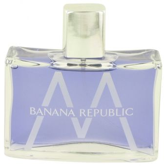 Image of   Banana Republic M by Banana Republic - Eau De Toilette Spray (Tester) 125 ml - til mænd