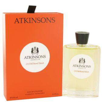 Image of   24 Old Bond Street by Atkinsons - Eau De Cologne Spray 100 ml - til mænd